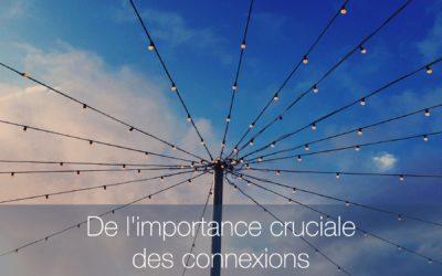De l'importance cruciale des connexions…