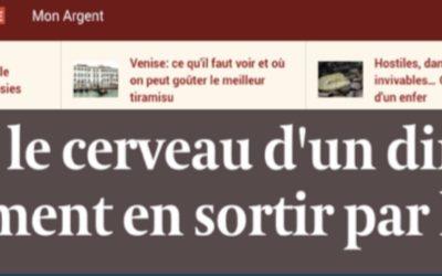 L'infernal dilemme des dirigeants – Ma carte blanche dans le quotidien économique belge L'Echo